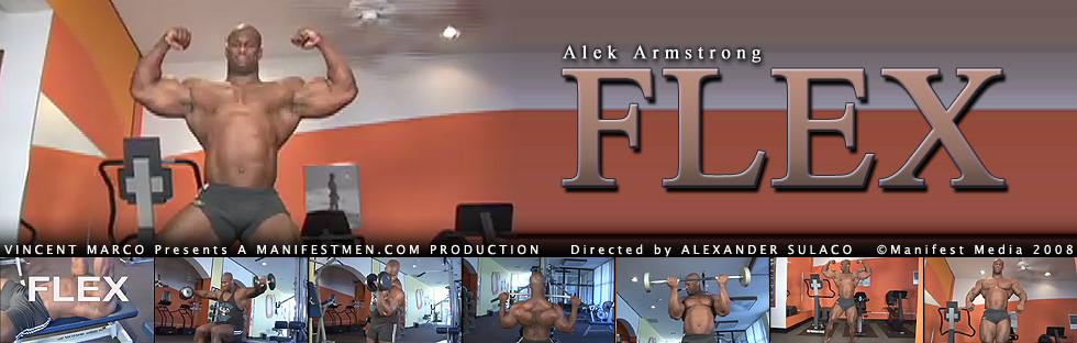 Alek Armstrong in Flex