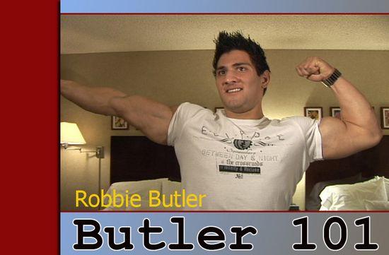 Manifest Men Robbie Butler in Butler 101
