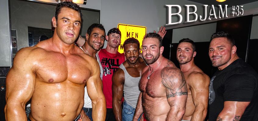 Bodybuilders Jam 35