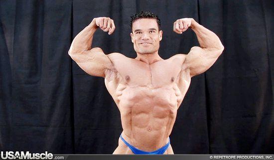 Troy Tate - 2008 NPC USA Bodybuilding Championships