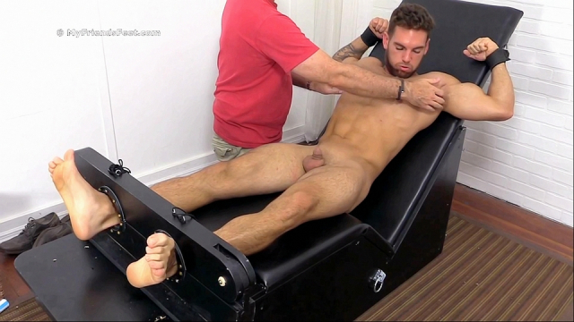 Chase-tickled-naked-9