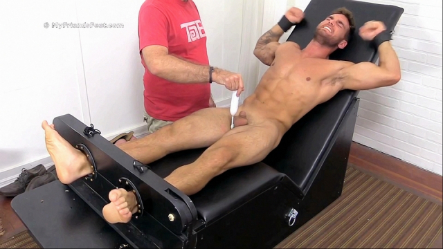 Chase-tickled-naked-11