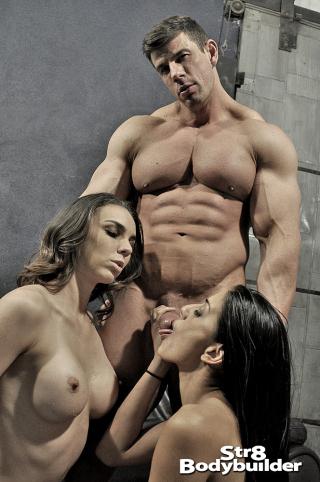 Zeb Atlas, Lyla Storm, Tiffany Tyler