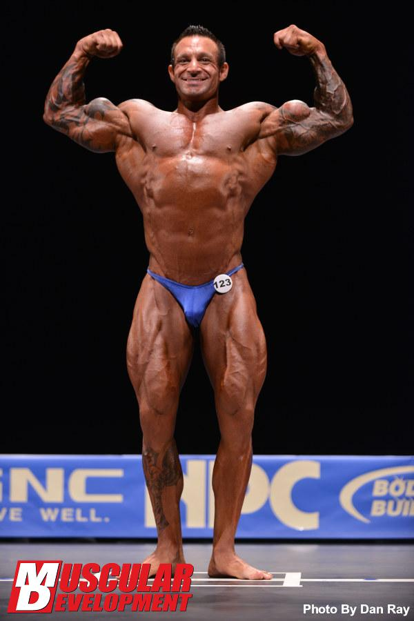 Nahum Vizakis - 2013 NPC National Championships