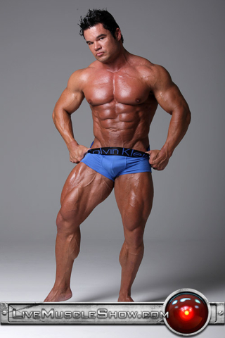 Live Muscle Show Hunter 06