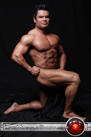 Live Muscle Show Hunter 08
