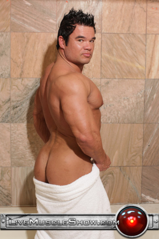 Live Muscle Show Hunter 07