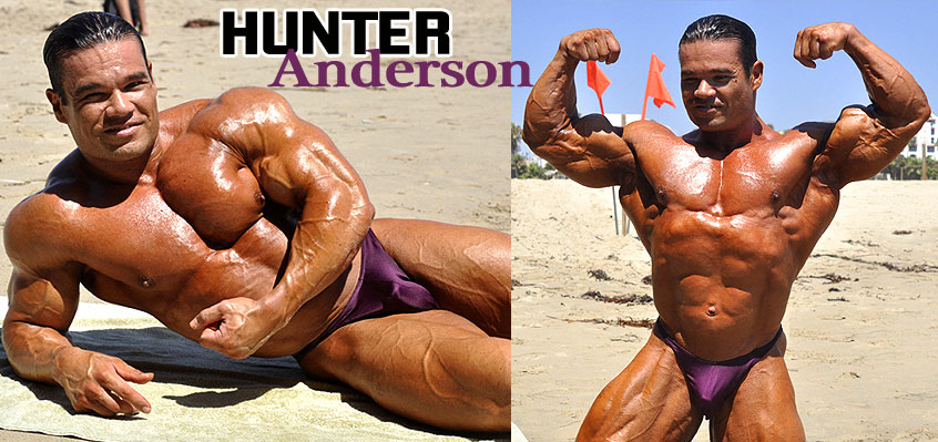 Jimmy Z Productions Hunter Anderson