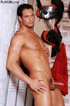Playgirl Hunk Chris