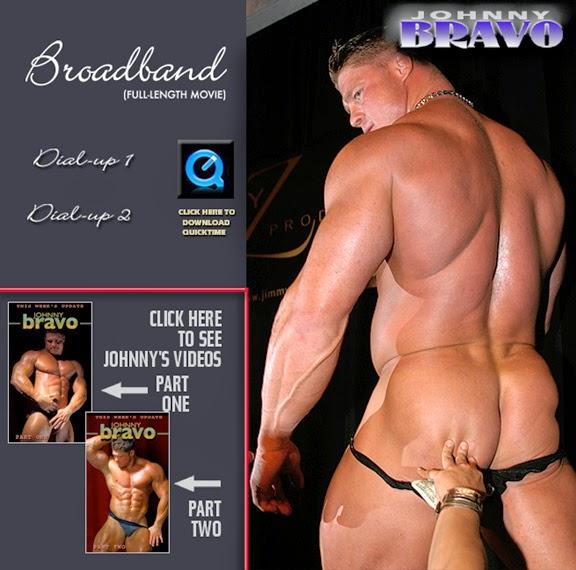Jimmy Z Productions Johnny Bravo