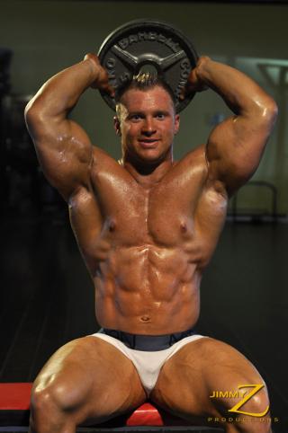 Gerard Dietrich Pumped-up Workout 094