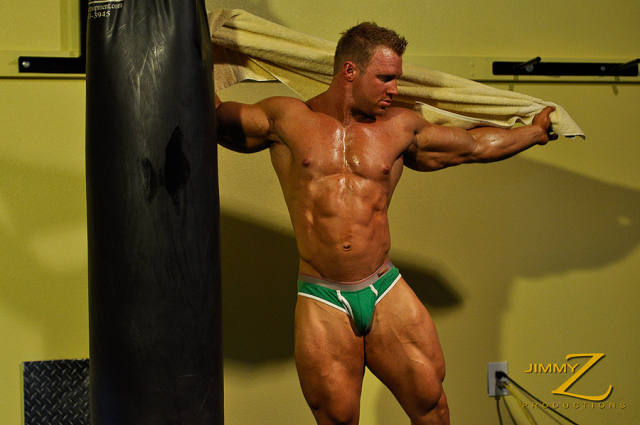 Gerard Dietrich Pumped-up Workout 123