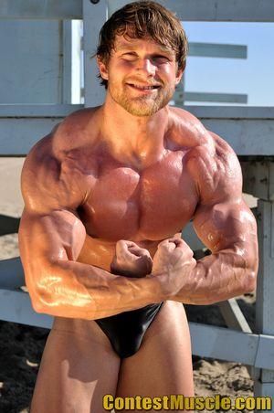 Contest Muscle Derek Duszynski 24