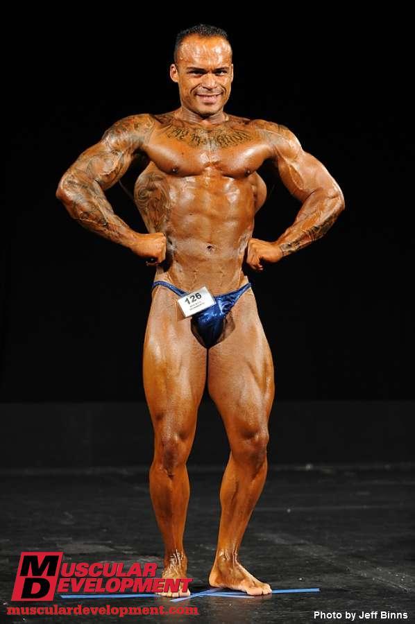 2010 NPC Sacramento Bodybuilding Championships