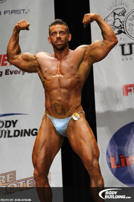 2011 NPC Orange County Classic
