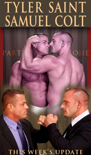 Jimmy Z Productions Samuel Colt and Tyler Saint