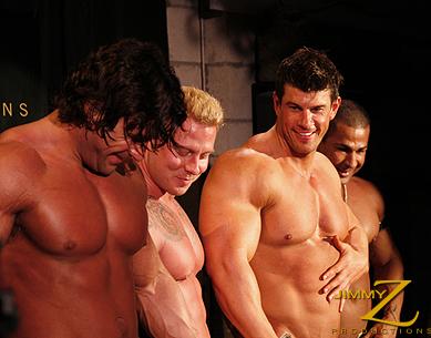 Zeb Atlas, Giovanni, Luis Carlo and Tyler Lee 12