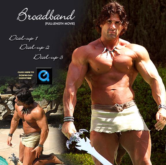 Bodybuilder Beautiful: Giovanni Volta