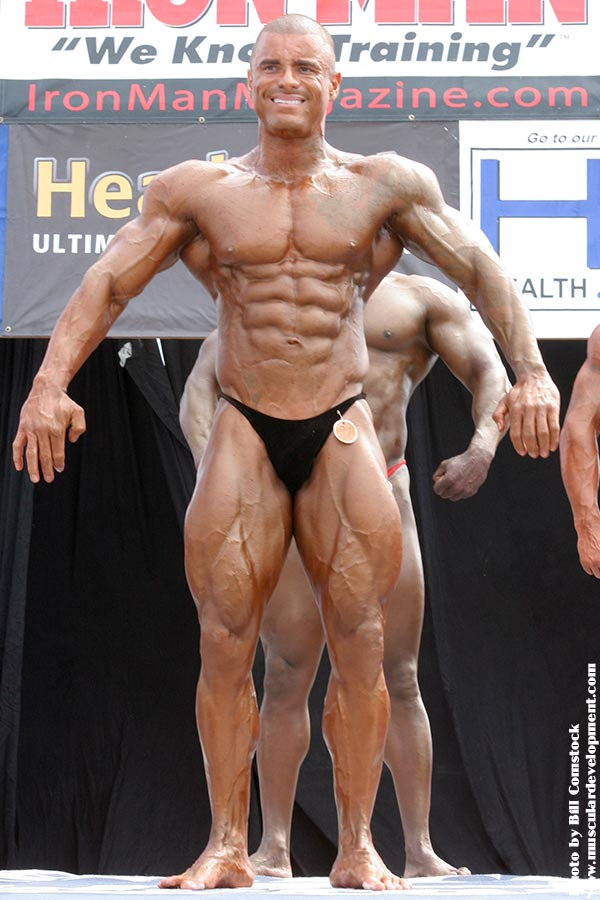 2007 Muscle Beach Bodybuilding Championships