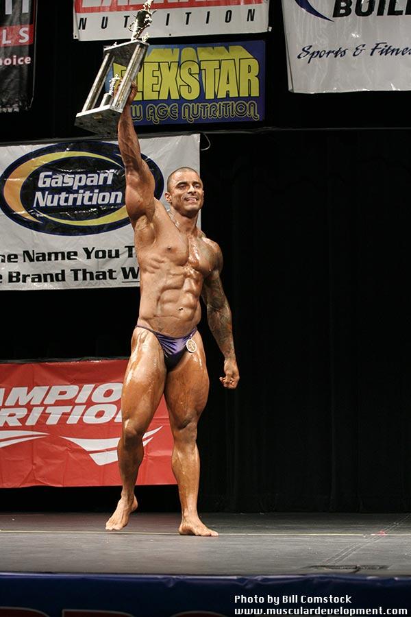 2007 NPC Junior California Bodybuilding Championships