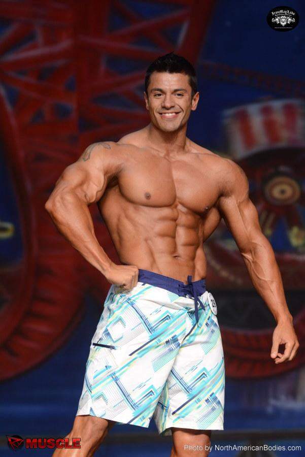 2014 IFBB Europa Show of Champions