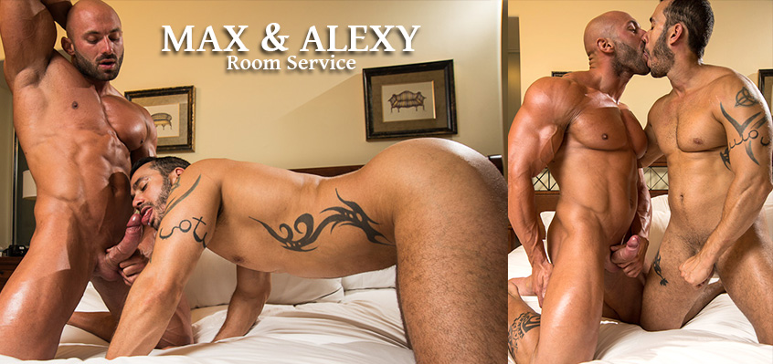 Jimmy Z Productions Max Chevalier and Alexy Tyler