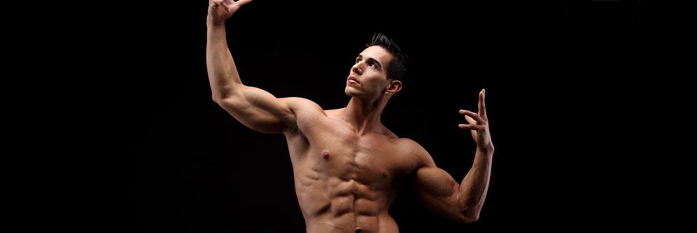 MuscleHunks Kevin Ramos