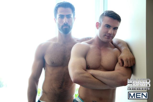Killian James and Adam Ramzi