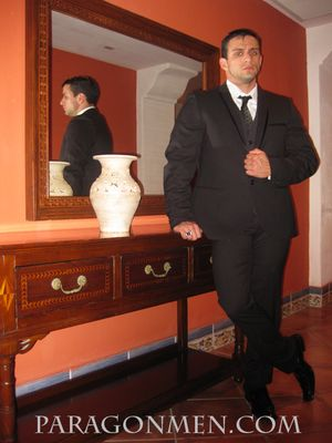 Paragon Men Alejandro Delaguardia