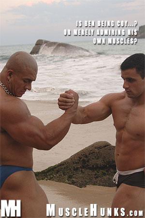 MuscleHunks Macho Nacho 58