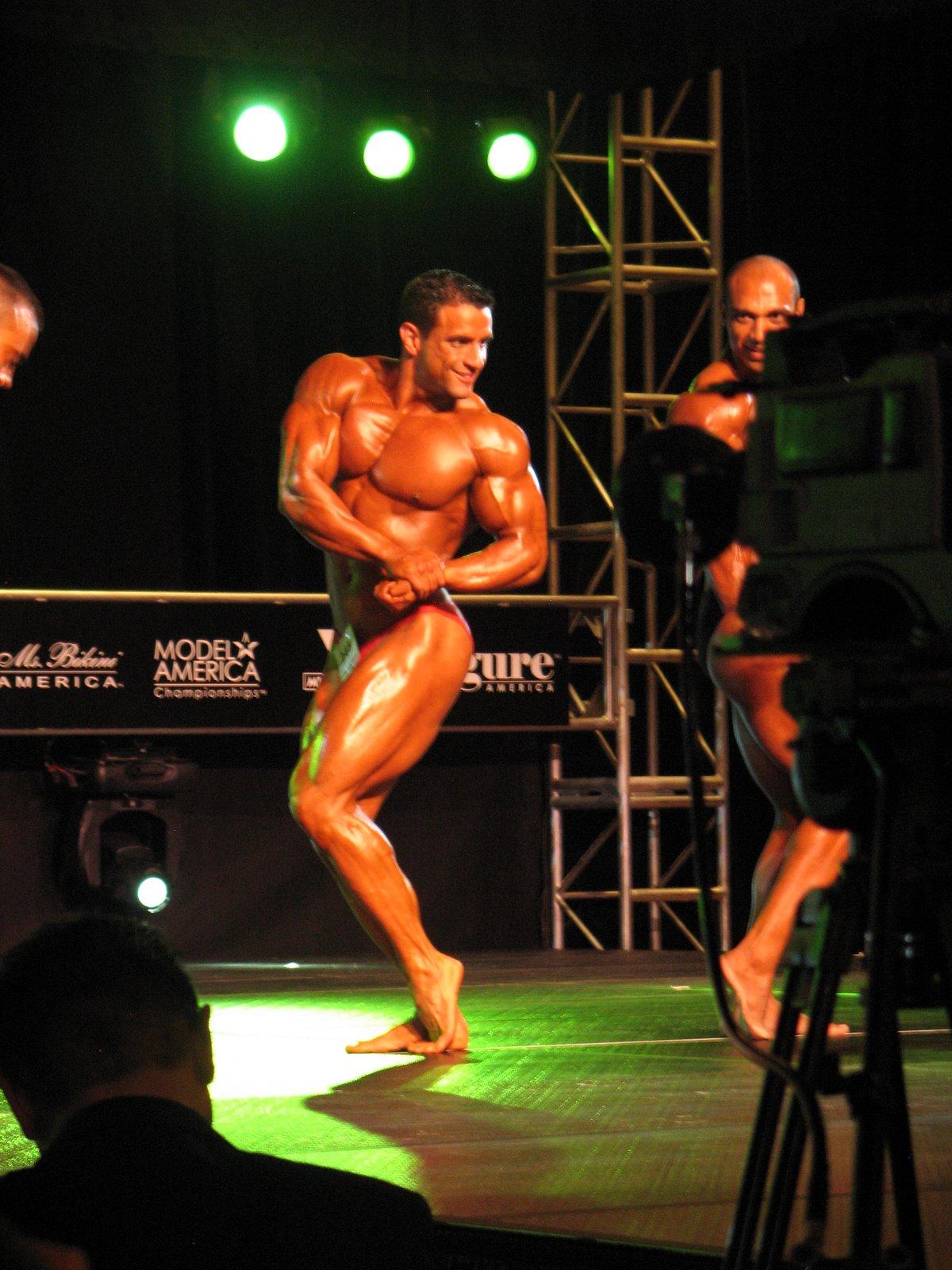 2008 Musclemania World