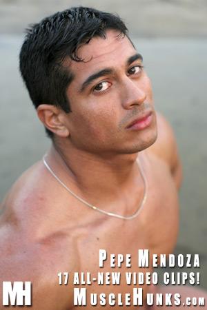 MuscleHunks Pepe Mendoza