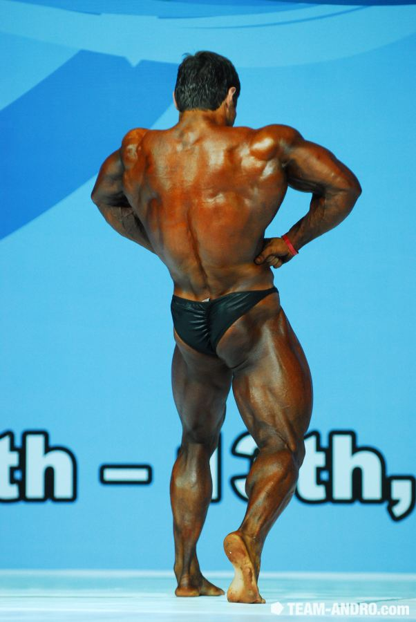 2010 IFBB World Juniors and Masters Championships