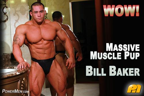 Powermen Bill Baker