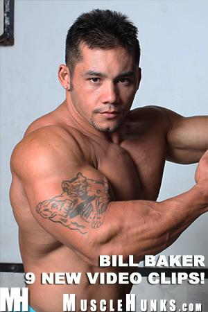 MuscleHunks Bill Baker