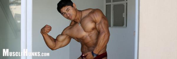 Ko Ryu Photos Gallery 2 - Muscle Stallion