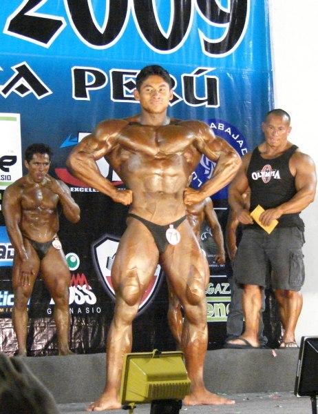 2009 Mister Peru
