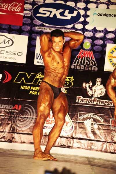 2012 Mister Peru