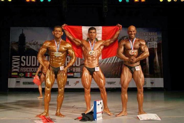 Hansel Correa - 2010 IFBB South American Amateur Championships