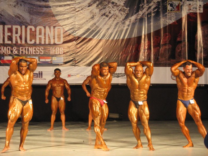 2010 IFBB South American Championships