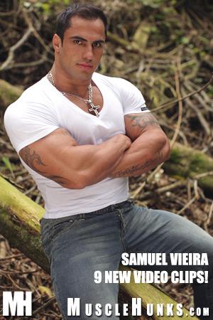 MuscleHunks Samuel Vieira