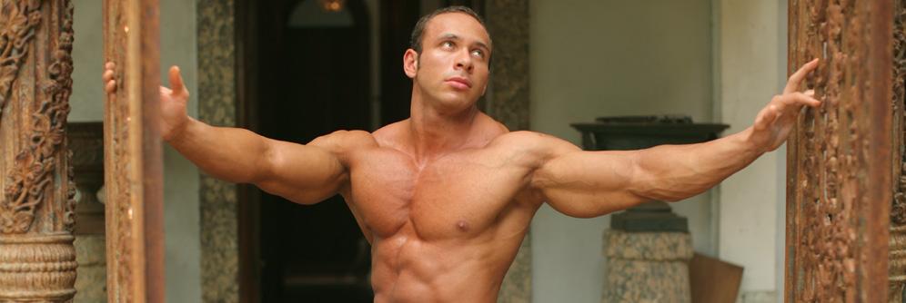 MuscleHunks Vinnie De Angelo