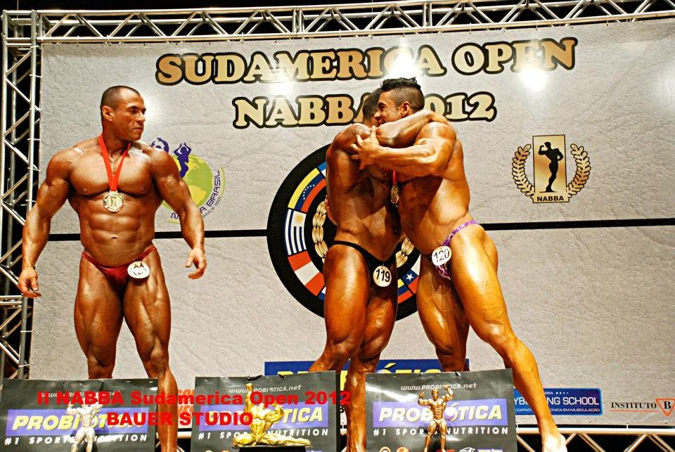 2012 NABBA Sudamerica Open