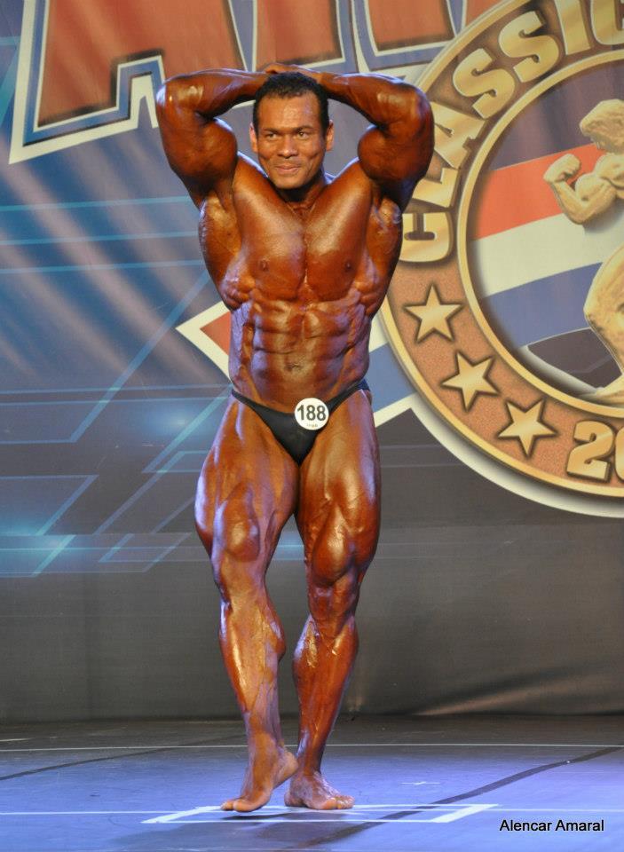2013 Arnold Amateur Brasil