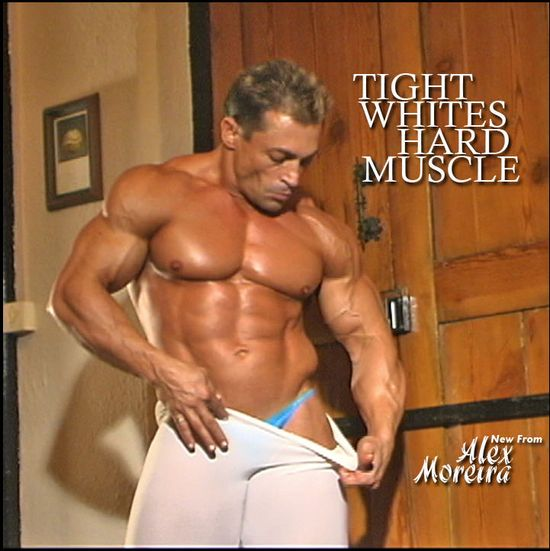 Cinema 472 Tight White Hard Muscle