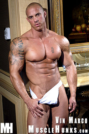 MuscleHunks Vin Marco 10