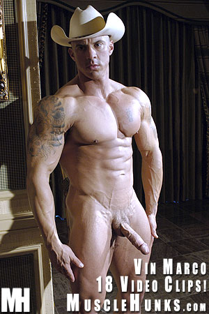 MuscleHunks Vin Marco 13