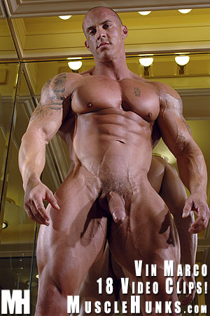 MuscleHunks Vin Marco 14