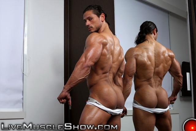 LiveMuscleShow Nino Sabrini