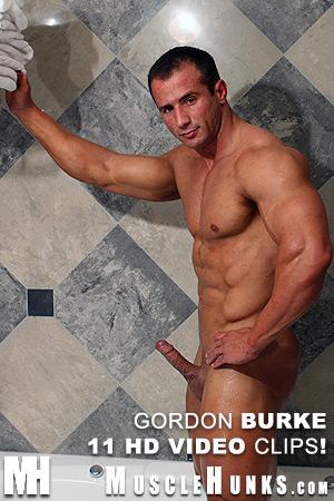 MuscleHunks Gordon Burke